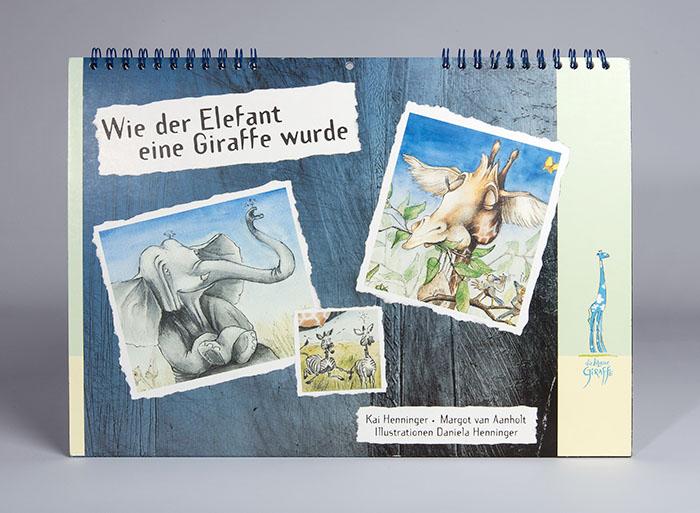 Titel Elefant Giraffenbuch