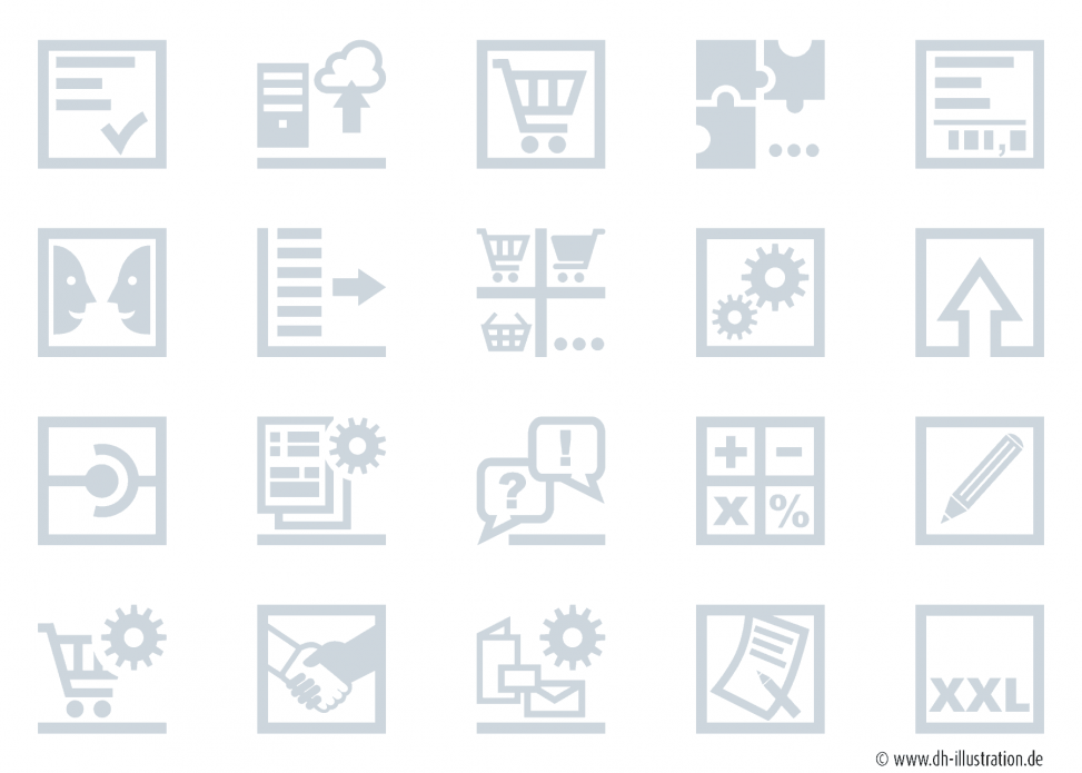 Icons webshop