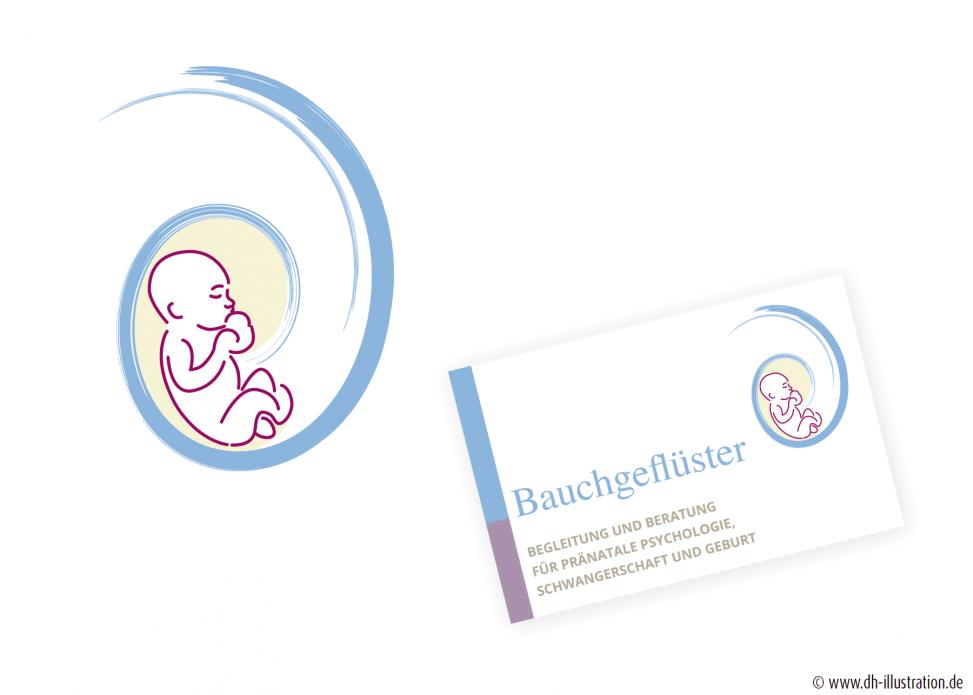 Logo Schwangerschaft