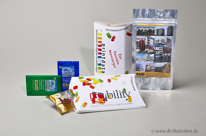 Bonbonverpackungen