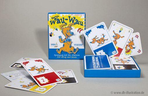 Kartenspiel Maumau