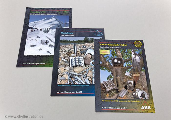 Broschuere Metallbearbeitung