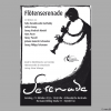 Plakat Floetenkonzert